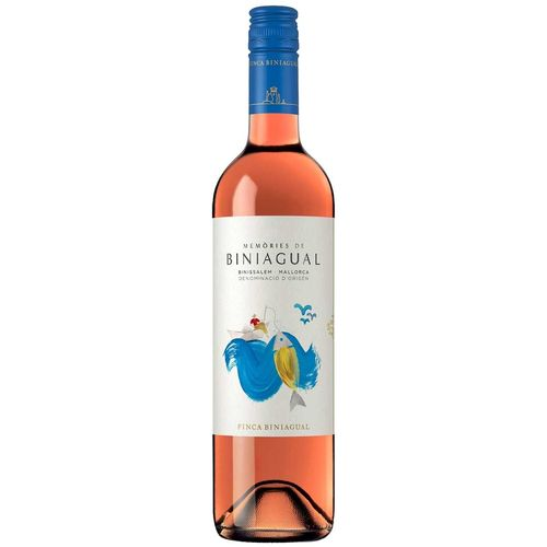 Biniagual Rose 2015