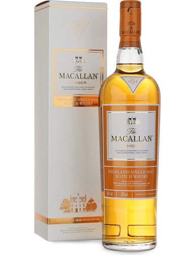Macallan Amber The 1824 Series