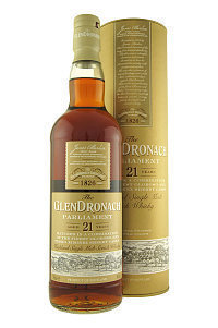 Glendronach 21 Years Old PARLIAMENT OPX Sherry Cask 48% Vol. 0,7