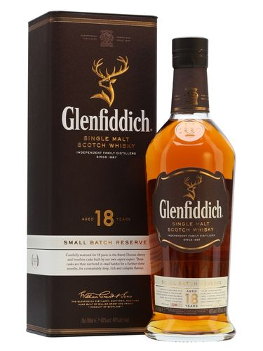 Glenfiddich 18 Years Old SMALL BATCH RESERVE